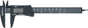 Plastic digital caliper digiMax 150 mm 412830 150