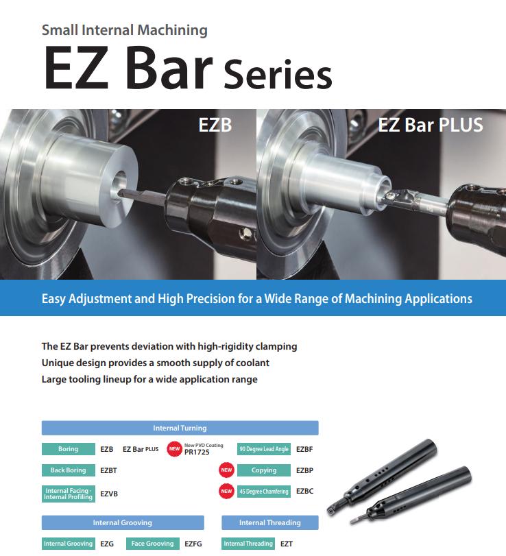 Dao Tiện EZ Bar Series