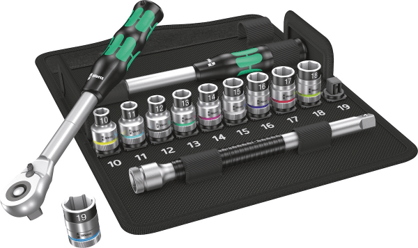Bộ dụng cụ đa năng Wera 637945