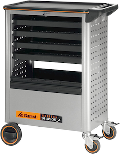 Tủ dụng cụ 4 ngăn mở 2 hướng 914505 - Roller cabinet with 4 pull-out trays 4