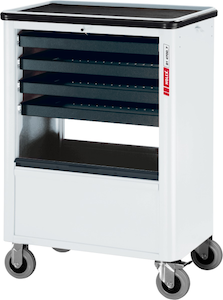 Tủ dụng cụ 4 ngăn 914700 - Roller cabinet with 4 pull-out trays 4