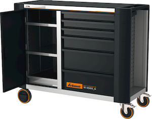 Tủ dụng cụ 914560 - ToolTruck mobile workbench with full extension drawers