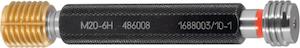 Cử ren lỗ mạ TiN GO/NO GO hệ Mét 486008