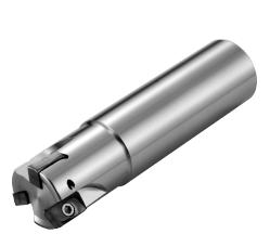 Dao phay 90 độ MEW - Mảnh 2 mặt 4 cạnh cắt LOMU
