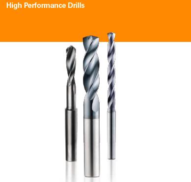 High Performance Drills KYOCERA SGS
