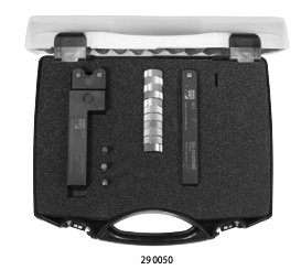 Lăn nhám ZEUS - ECO knurl forming tool set