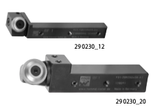 Lăn nhám ZEUS - ECO cut knurling tool