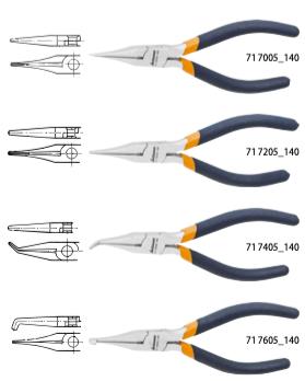 KỀM MỎ NHỌN - Adjusting pliers