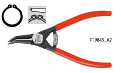KỀM MỞ PHE NGOÀI - Circlip pliers with 45° angled tips