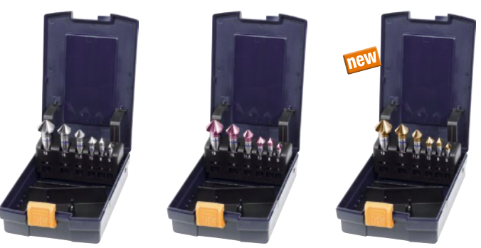 MŨI VÁT MÉP HSS 90 ĐỘ -  Countersink 90°, for stainless and acid-resistant steels