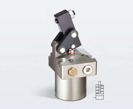Hydraulic Leverage Clamp (Kẹp đòn bẩy thủy lực)