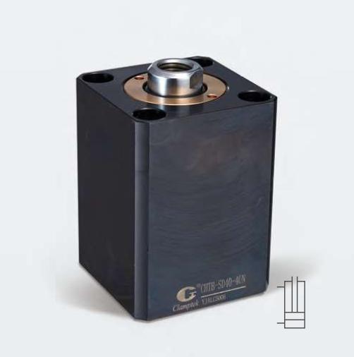 Hydraulic Push Pull Cylinder (Xi lanh kéo đẩy thủy lực)