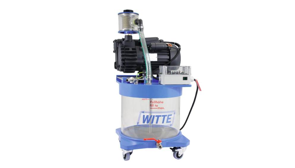 Máy hút chân không/ Máy tạo chân không/ Vacuum creator WITTE