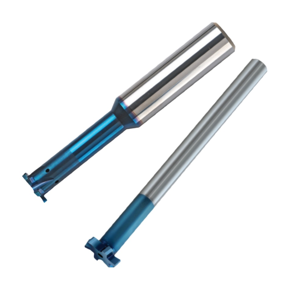 Solid Carbide Grooving Tools