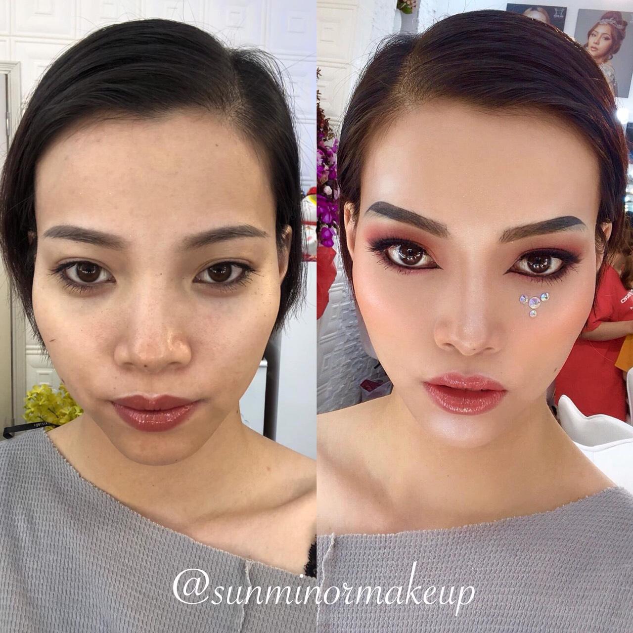 Khoá Học Makeup Cá Nhân