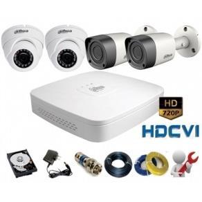 bộ camera dahua 01A-1T siêu rẻ