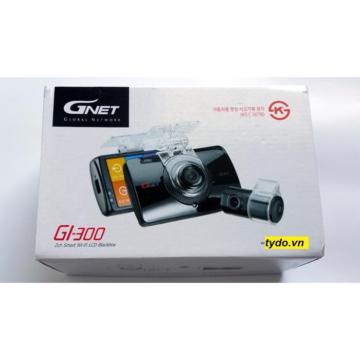 Camera hành trình GNET 300 ( Made in Korea)
