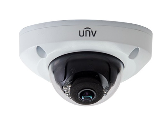 CAMERA IP UNV IPC312SR-VPF28-C 2Mp, 2.8mm, tích hợp míc. Ultra265