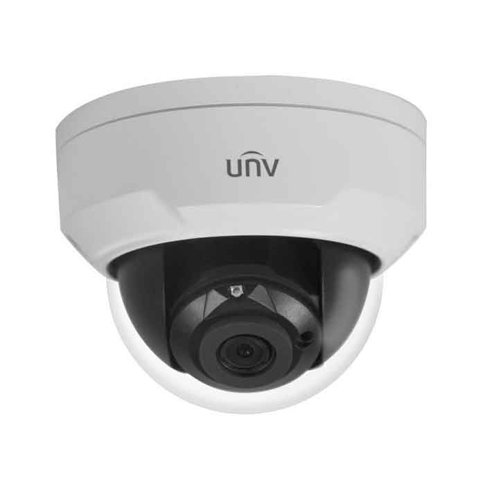 CAMERA UNV IPC324LR3-VSPF28-D 4Mp, 2.8mm, Ultra265, IP67, IK10