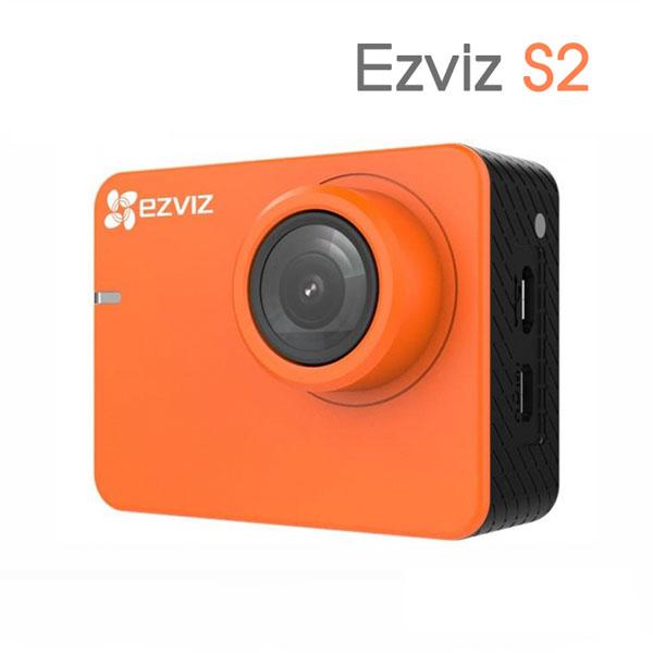 Camera hành trình S2 Starter Kit. CS-SP206-B0-68WFBS(Orange)