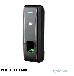 Máy kiểm soát ra vào bẳng vân tay và thẻ Kobio TF1600