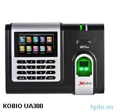 Máy chấm công vân tay và thẻ kết hợp kiểm soát cửa KOBIO UA300