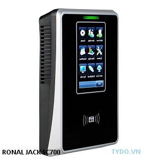 Máy chấm công bằng thẻ cảm ứng Ronald jack SC700