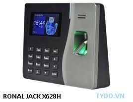 Máy chấm công vân tay Ronald jack X628H