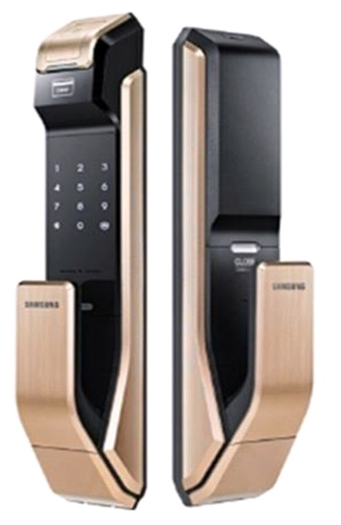 khóa cửa điện tử sam sung  SHS-P718LMG/EN