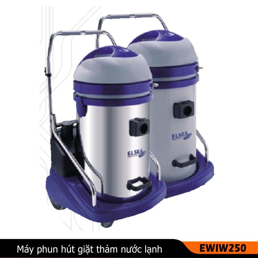 Máy phun hút giặt thảm nước lạnh EWIW250
