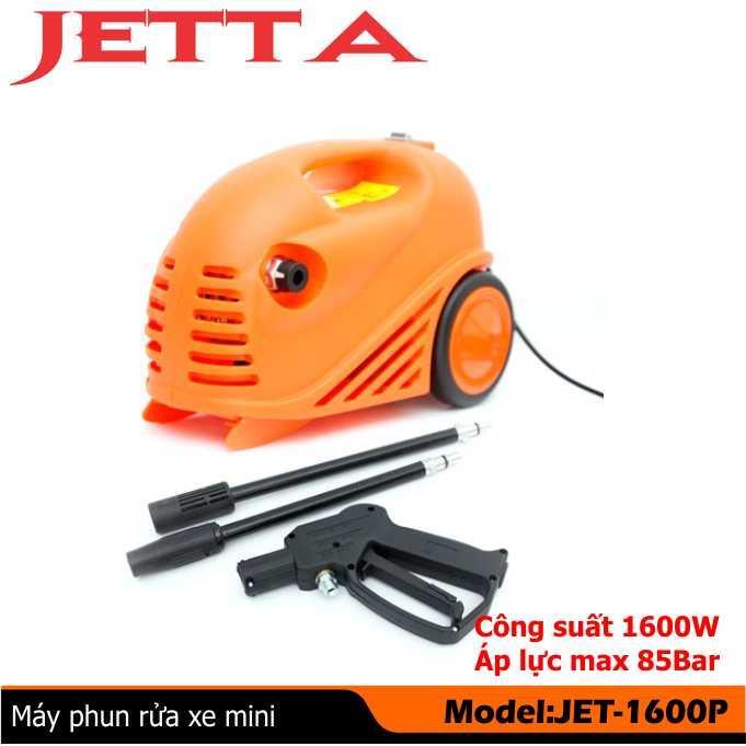 Máy rửa xe mini 1,5KW  JETTA,  JET-1600P