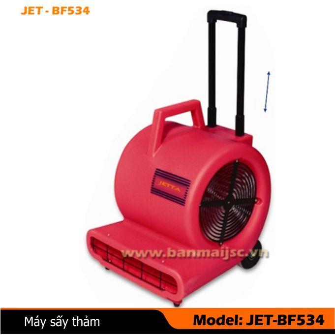 Máy sấy thảm ôtô du lịch BF-JET534