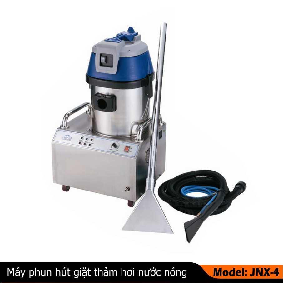 Máy phun hút giặt thảm hơi nước nóng JNX-4