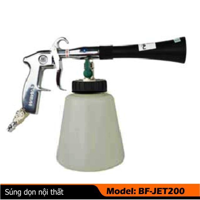 Súng dọn nội thất ôtô cầm tay BF-JET200
