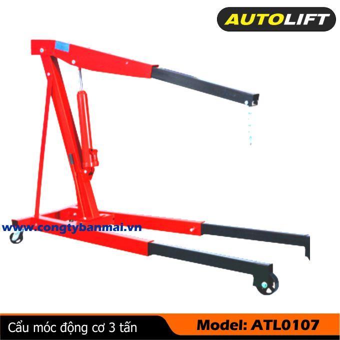 Cẩu móc động cơ 3 tấn ATL0107