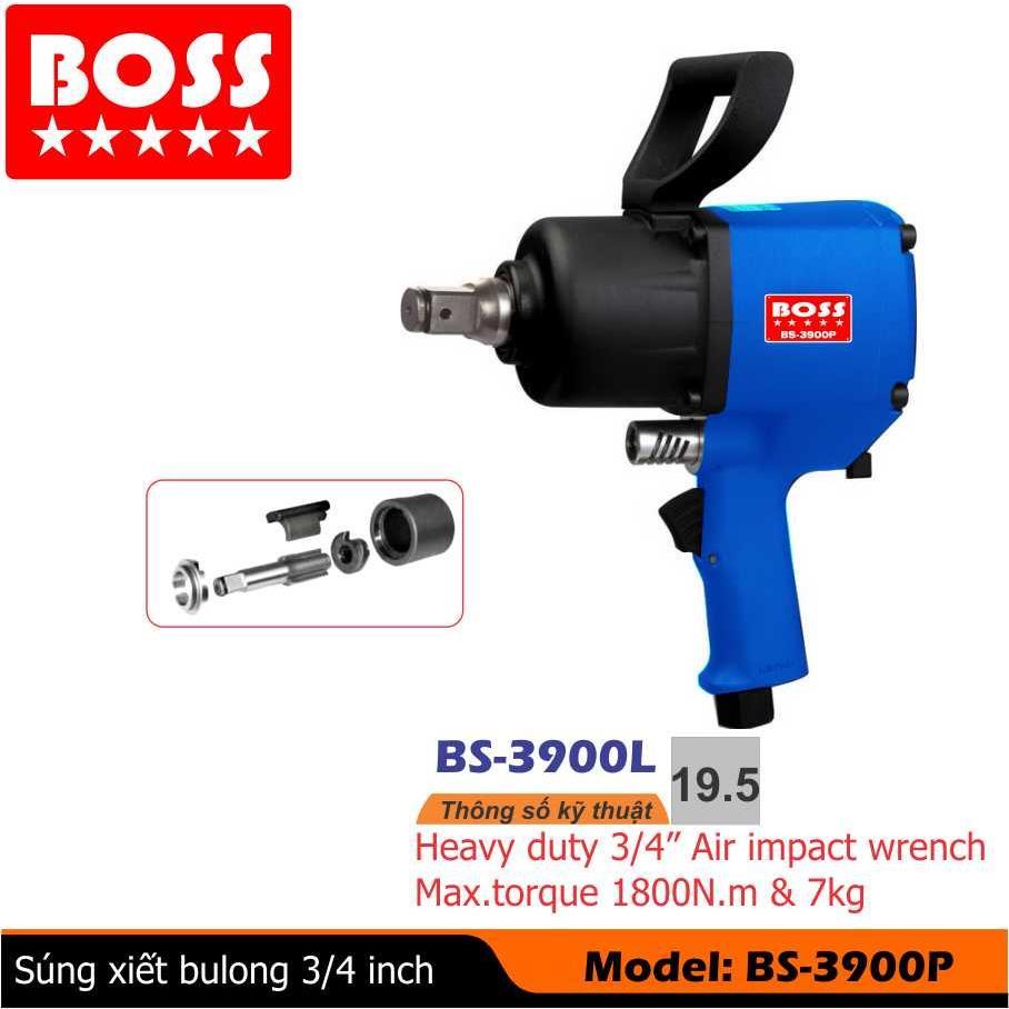 Súng xiết bu-lông 3/4 inch BS-3900P