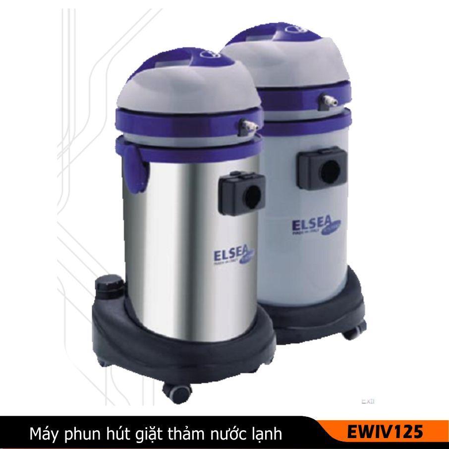 Máy phun hút giặt thảm nước lạnh EWIV125