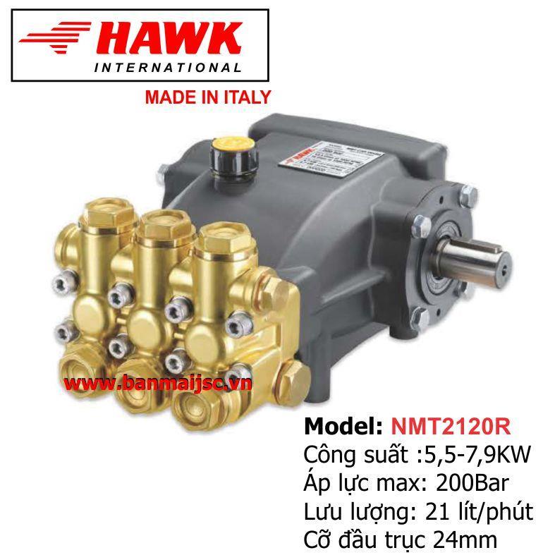 Đầu phun rửa công nghiệp áp lực cao NMT2120R