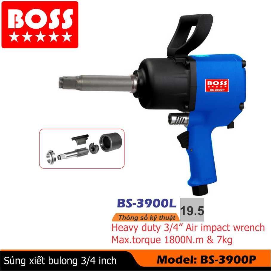 Súng xiết bu-lông 3/4 inch BS-3900P-8