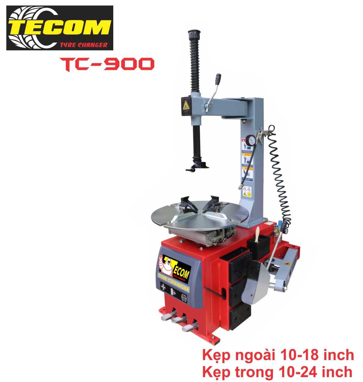 Máy ra vào lốp ô tô  TC-900
