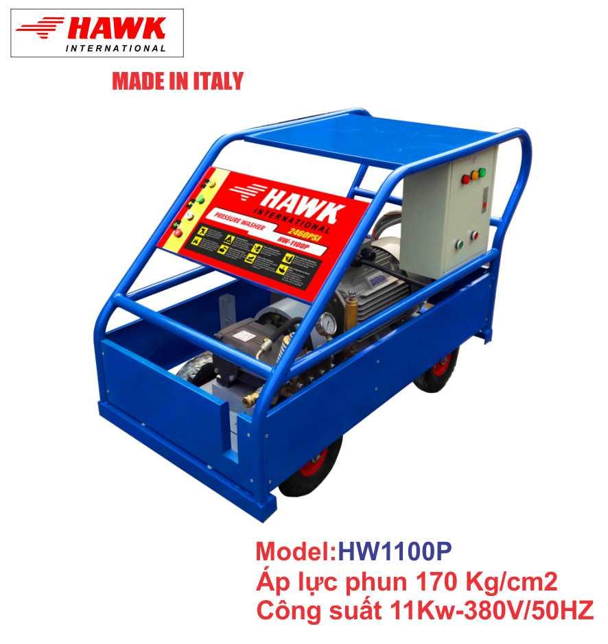 Máy phun áp lực cao 11KW /170bar