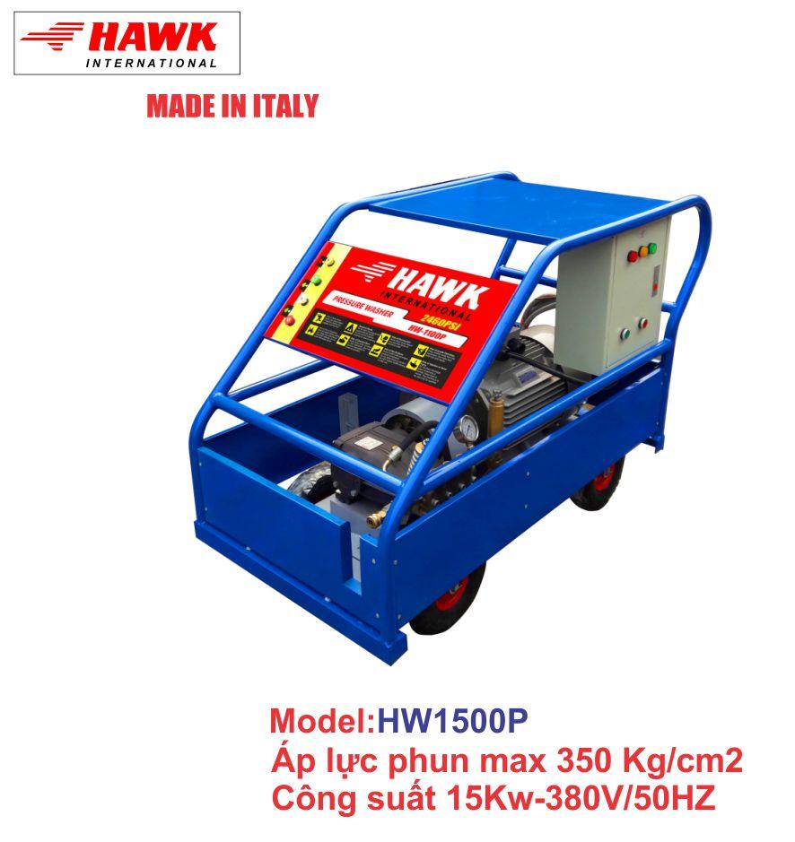 Máy phun rửa công nghiệp 15KW/350Bar