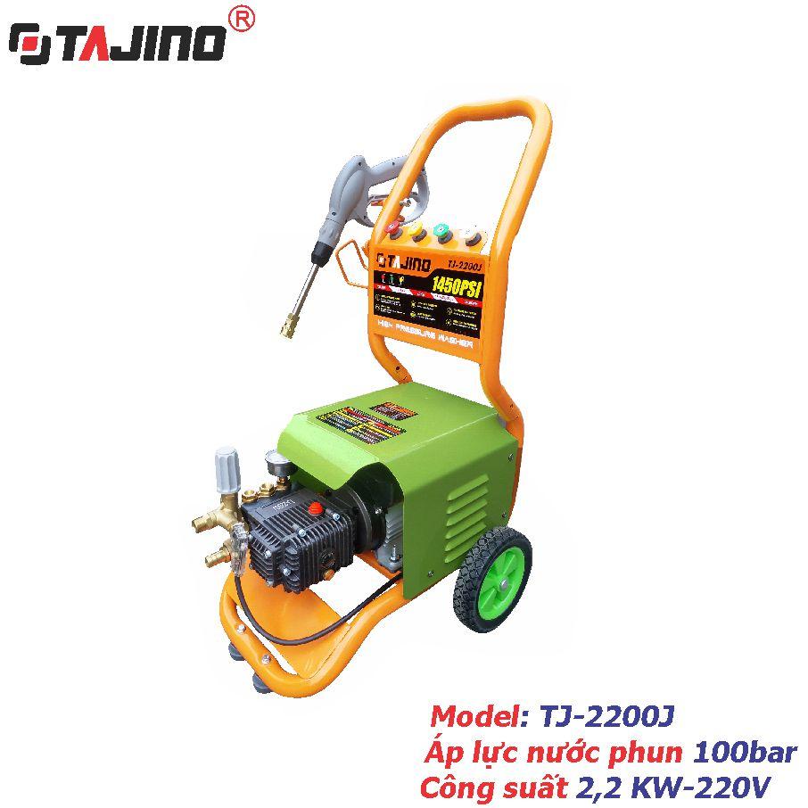 Máy phun rửa xe ô tô 2,2KW - TJ-2200J