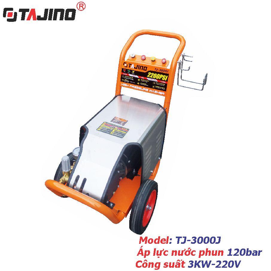 Máy phun rửa xe ô tô 3KW  TJ-3000J