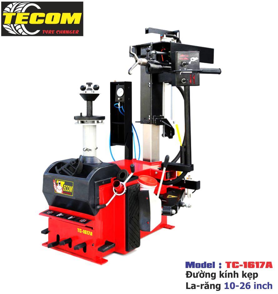 Máy ra vào lốp tự động TECOM TC-1617A