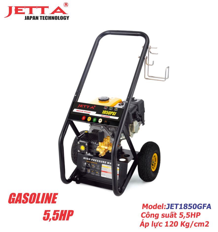 Máy rửa xe động cơ xăng JET1850GFA
