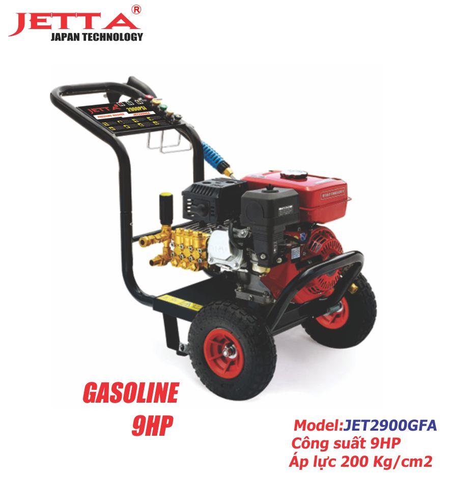 Máy rửa xe động cơ xăng JET2900GFA