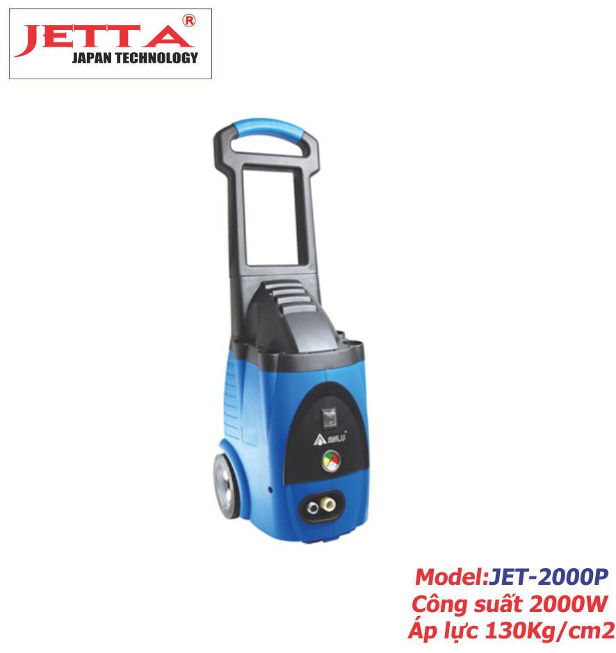 Máy rửa xe mini JET-2000P công suất 2000W