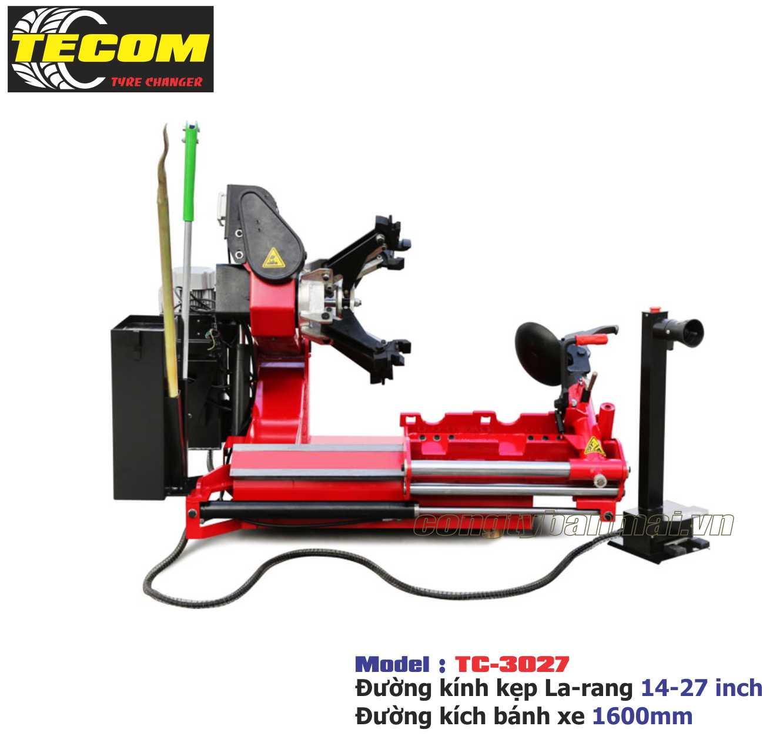 Máy ra vào lốp tự động TC3027