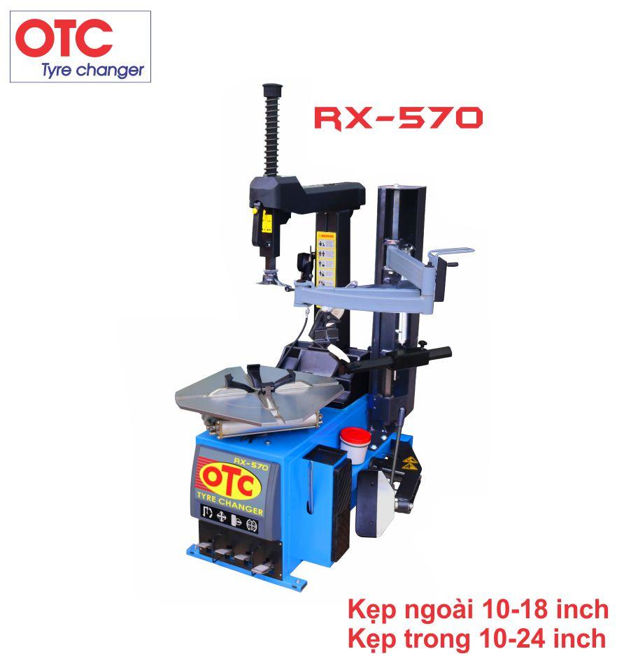Máy ra vào lốp tự động OTC RX570
